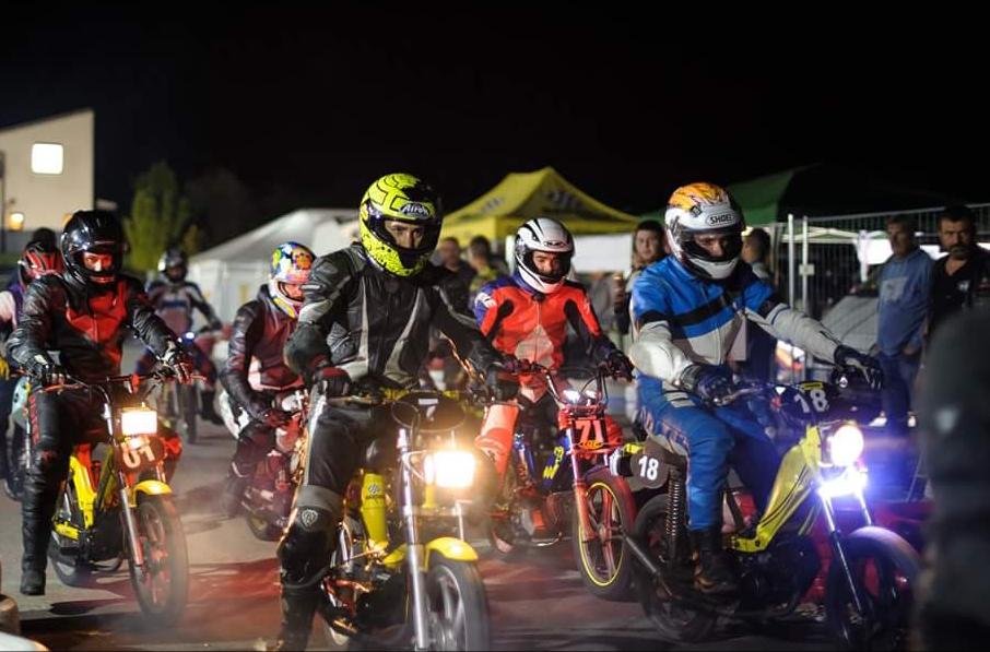 Moped Endurance Cup uživo na SK3
