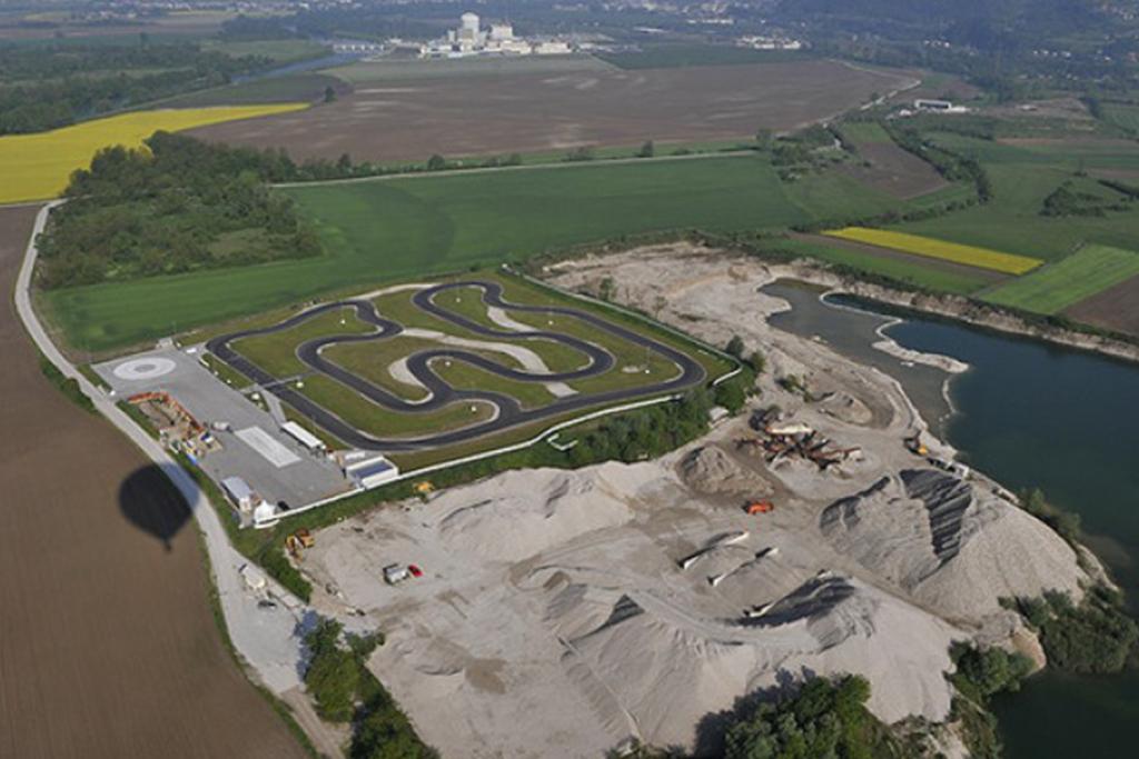 Raceland Krško domaćin u Sloveniji